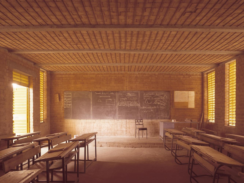 001 Ourwork Buildings Gando Primary School Web