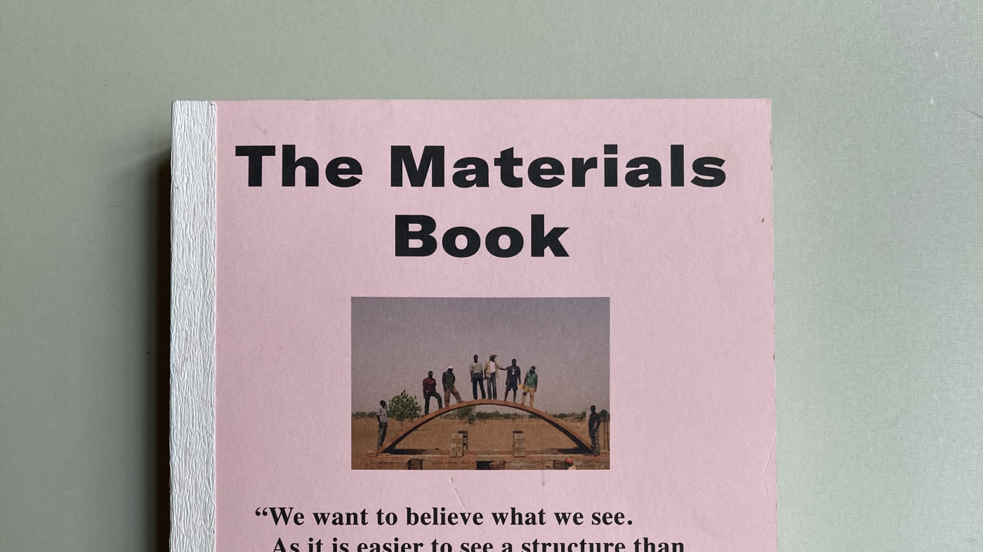 The Materials Book 1