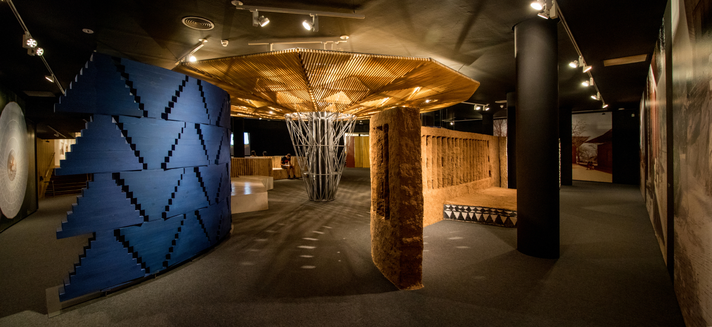 Replica Of Serpentine Pavilion At Museo Ico Photo By Kr Architecture
