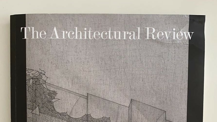 The Architectural Review 1478 2021 1