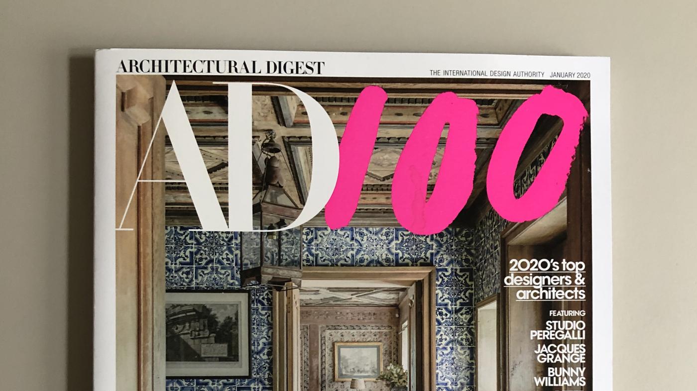 Architectural Digest 100 2020 1