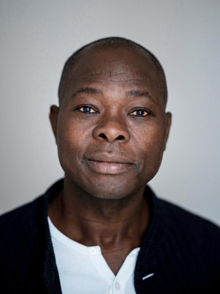 Architect Francis Kéré photographed by Lars Borges