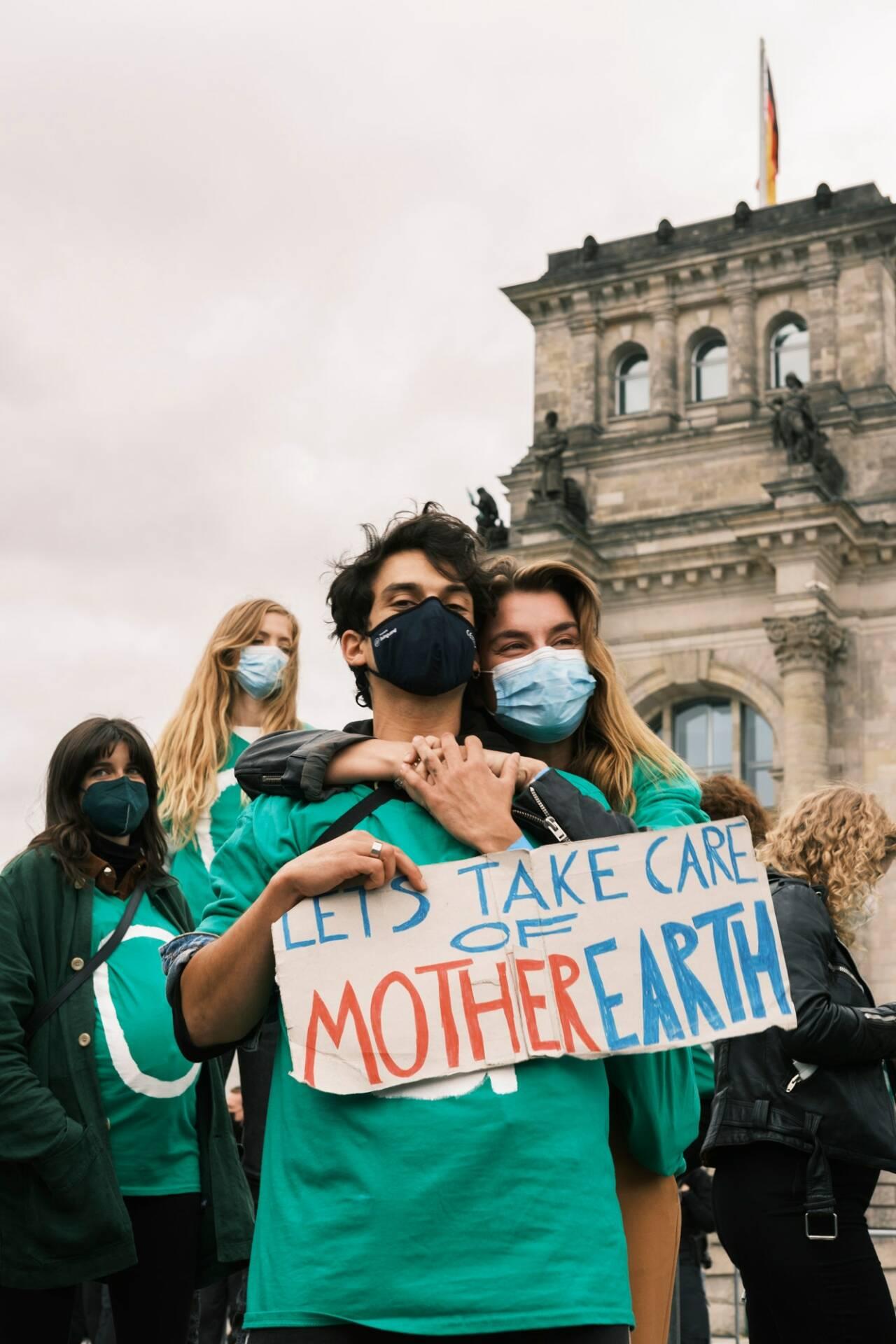 Klimastreik Theklawilkening Japserengelhardt Katjafeldmeier