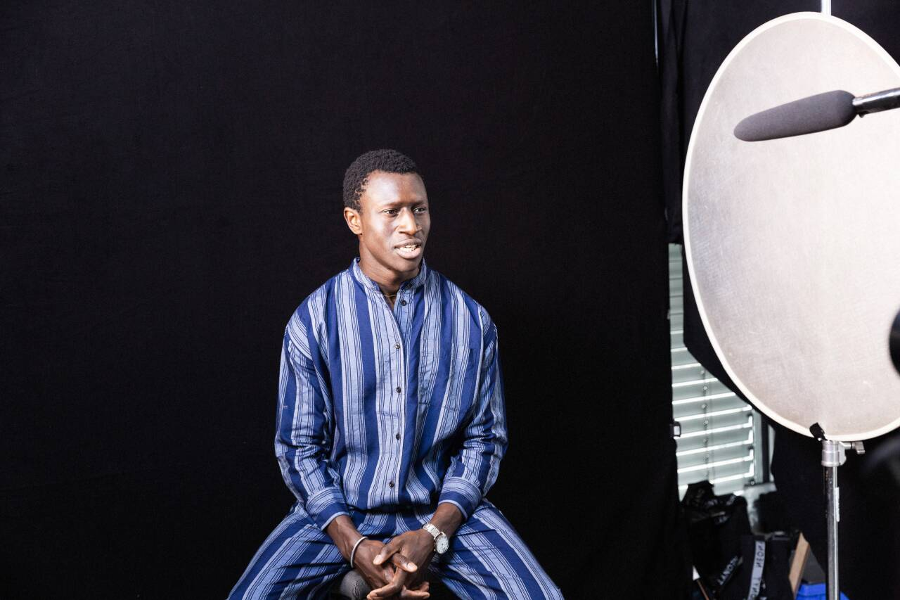 Prepeek Statements Welket Bungué Kings of Indigo
